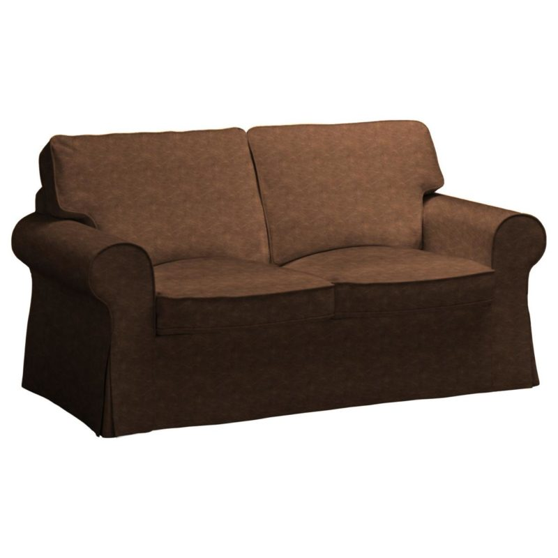 IKEA Ektorp 2er-Sofa Bezug aus Kunstleder