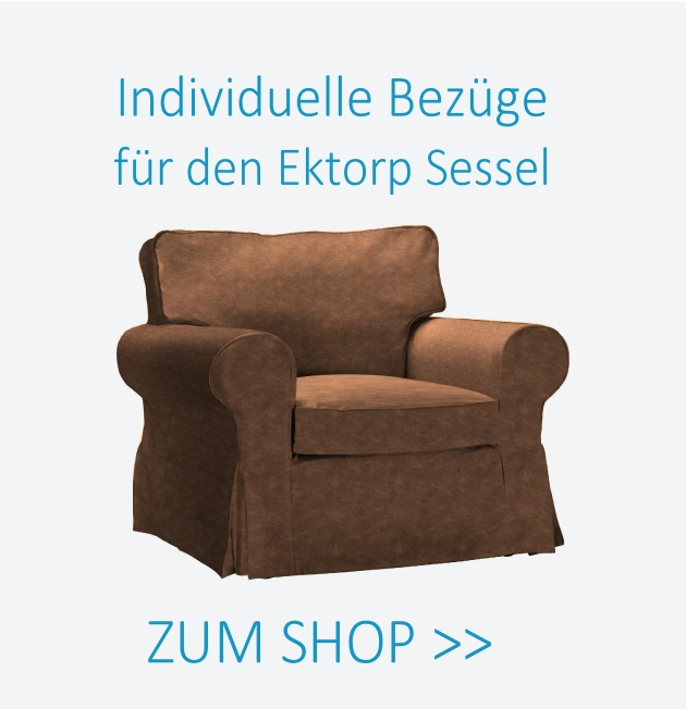ektorp sessel bezug pimp your couch. Black Bedroom Furniture Sets. Home Design Ideas
