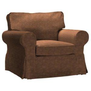 IKEA Ektorp Sessel Bezug aus Kunstleder