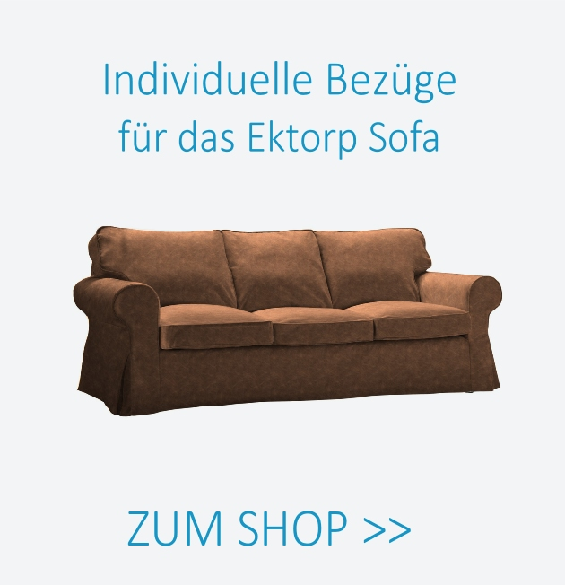ikea ektorp bez ge f r sofa sessel pimp your couch. Black Bedroom Furniture Sets. Home Design Ideas