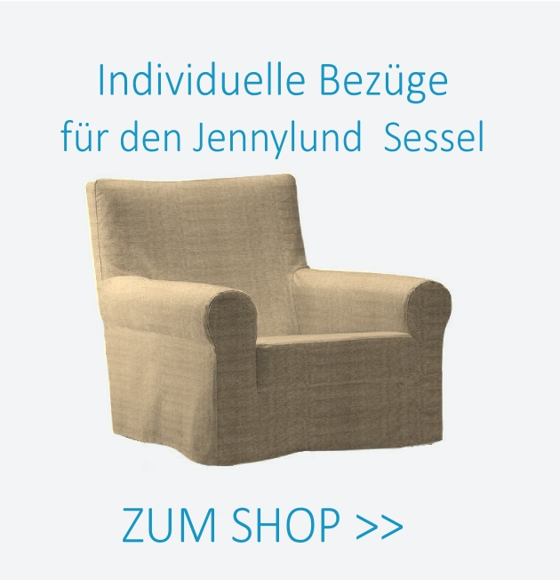 ikea jennylund bezug pimp your couch. Black Bedroom Furniture Sets. Home Design Ideas