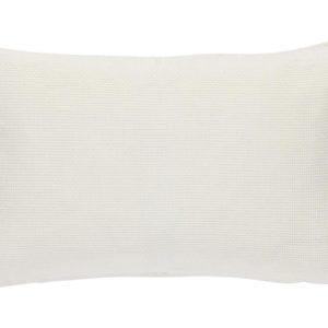 Kissenhülle ASIA Farbe: Weiss | Größe: 30×50
