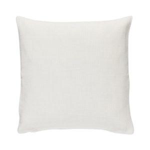 Kissenhülle ASIA Farbe: Weiss | Größe: 40×40