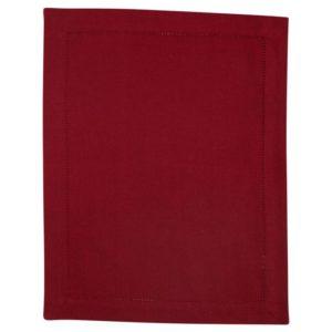 Tischset DINNER Farbe: Rosso | Größe: 34×45