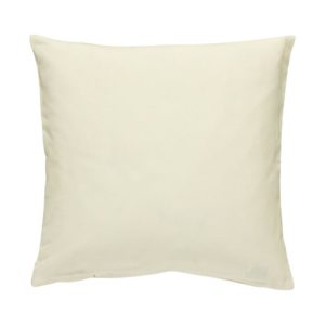 Kissenhülle ANZIO Farbe: Weiss | Größe: 40×40
