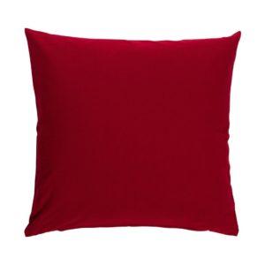 Kissenhülle ANZIO Farbe: Rosso | Größe: 40×40
