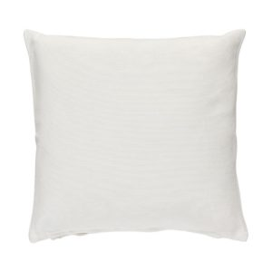 Kissenhülle ASCO Farbe: Weiss | Größe: 40×40