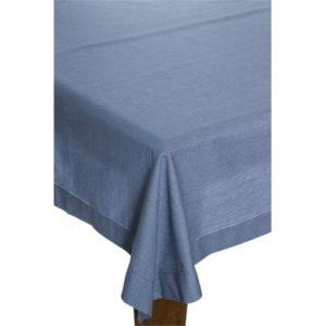 Tischdecke DINNER Farbe: Jeans | Größe: 100×100