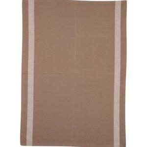 Geschirrtuch CUCINA Farbe: Taupe | Größe: 45×65
