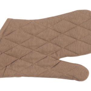 Topfhandschuh CUCINA Farbe: Taupe | Größe:One Size