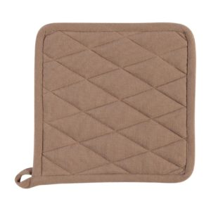 Topflappen CUCINA Farbe: Taupe   Größe: One Size