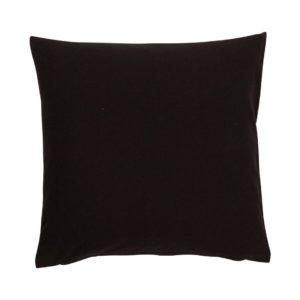 Kissenhülle ANZIO Farbe: Schwarz | Größe: 40×40