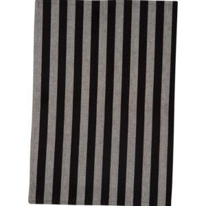 Geschirrtuch VITRE Farbe: Schwarz-Weiss | Größe: 45×65