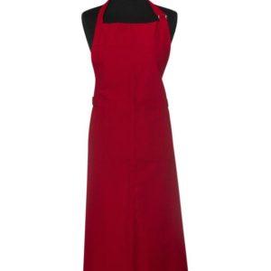 Schürze CUCINA Farbe: Rosso | Größe: Standard