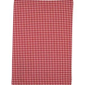 Geschirrtuch CAMPOS Farbe: Rot-Weiss | Größe: 45×65
