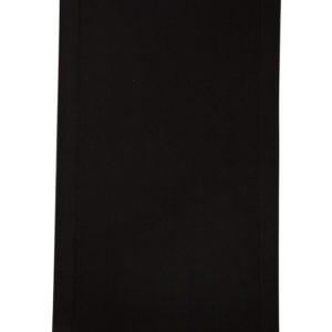 Stoffläufer DINNER Farbe: Schwarz | Größe: 45×150