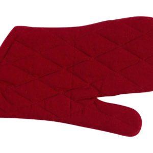 Topfhandschuh CUCINA Farbe: Rosso | Größe:One Size