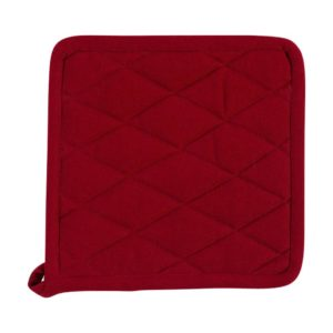 Topflappen CUCINA Farbe: Rosso | Größe: One Size