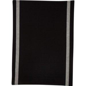 Geschirrtuch CUCINA Farbe: Schwarz | Größe: 45×65