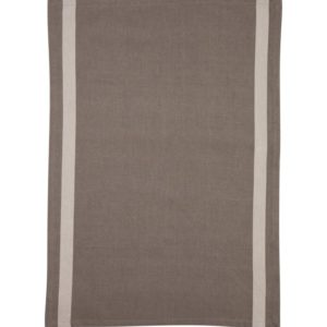 Geschirrtuch CUCINA Farbe: Aluminium | Größe: 45×65
