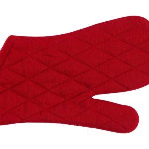 Topfhandschuh CUCINA Farbe: Rot | Größe:One Size