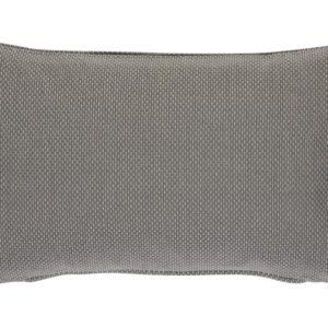 Kissenhülle ASIA Farbe: Aluminium | Größe: 30×50