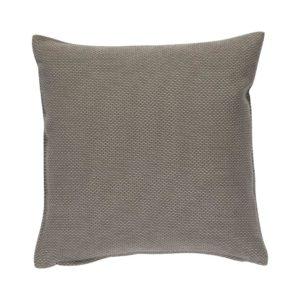 Kissenhülle ASIA Farbe: Aluminium | Größe: 40×40
