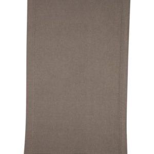 Stoffläufer DINNER Farbe: Aluminium | Größe: 45×150