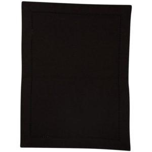 Tischset DINNER Farbe: Schwarz | Größe: 34×45