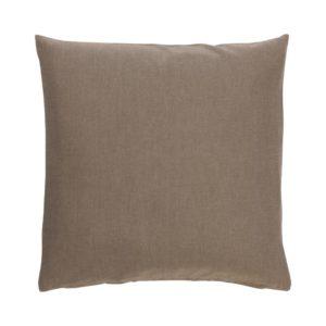 Kissenhülle ANZIO Farbe: Aluminium | Größe: 40×40