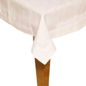 Tischdecke MEDICI Farbe: Weiss | Größe: 100×100