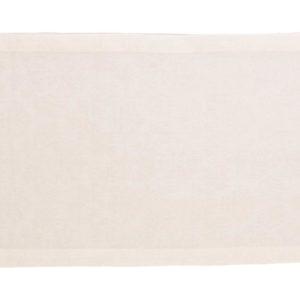 Stoffläufer MEDICI Farbe: Weiss | Größe: 45×150