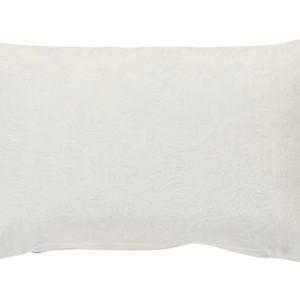Kissenhülle MEDICI Farbe: Weiss | Größe: 30×50