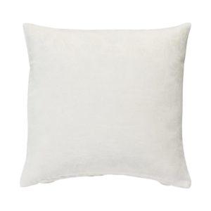 Kissenhülle MEDICI Farbe: Weiss | Größe: 40×40