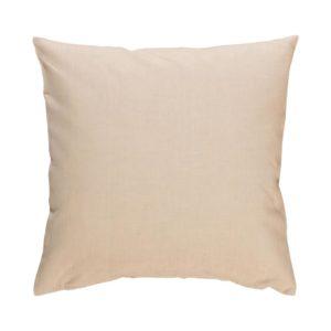 Kissenhülle ANZIO Farbe: Marzipan | Größe: 40×40