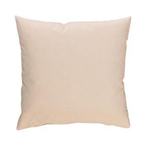 Kissenhülle ANZIO Farbe: Marzipan | Größe: 50×50