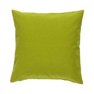 Kissenhülle ANZIO Farbe: Palmengrün | Größe: 40×40