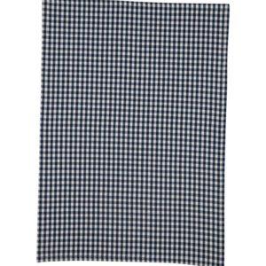 Geschirrtuch CAMPOS Farbe: Delfterblau-Weiss | Größe: 45×65