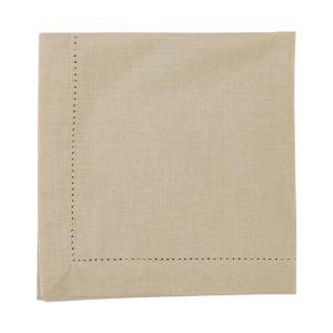 Serviette DINNER Farbe: Marzipan | Größe: 45×45