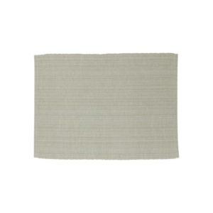 Tischset BISCAYA Farbe: Platin | Größe: 34×45