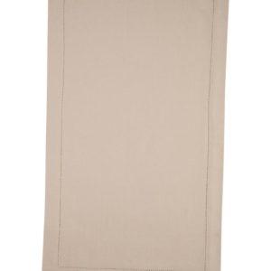 Stoffläufer DINNER Farbe: Marzipan | Größe: 45×150