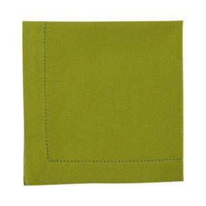 Serviette DINNER Farbe: Palmengrün | Größe: 45×45