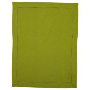 Tischset DINNER Farbe: Palmengrün | Größe: 34×45