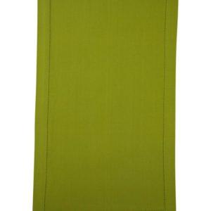 Stoffläufer DINNER Farbe: Palmengrün | Größe: 45×150
