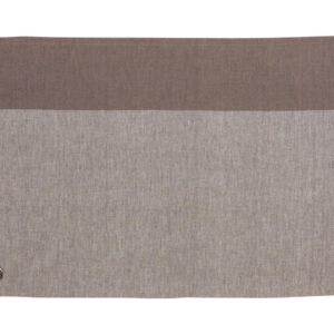 Geschirrtuch CULINARIA m. Oese Farbe: Club Grey-Weiss | Größe: 45×65