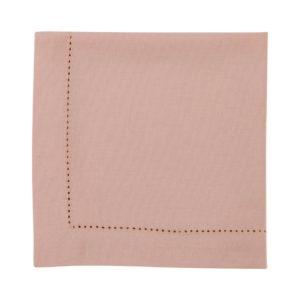 Serviette DINNER Farbe: Rosee | Größe: 45×45