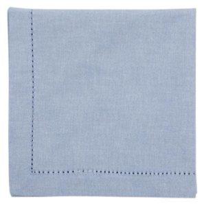 Serviette DINNER Farbe: Jeans | Größe: 45×45