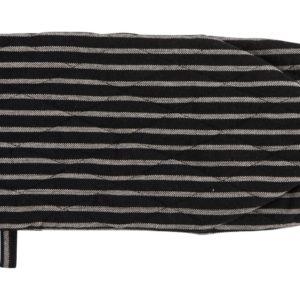 Topfhandschuh LAURI Farbe: Schwarz-Weiss | Größe: One Size