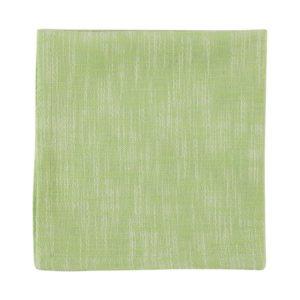 Serviette MINO Farbe: Evergreen | Größe: 45×45