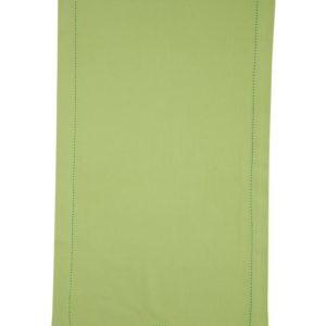 Stoffläufer DINNER Farbe: Evergreen | Größe: 45×150